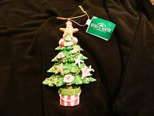 NEW Beach TREE Tropical Vacation Island Ornament KURT ALDER Collectible !
