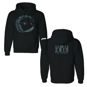 The Cure Eyemoon Official Black Pullover Hoodie