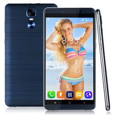"Smart Moblie Phone 6"" Inch Android 5.1 3G Dual SIM Unlocked 8GB Quad Core 5PM r9"