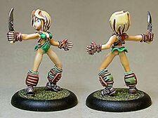 Shadowforge Miniatures Manga Range Kiri