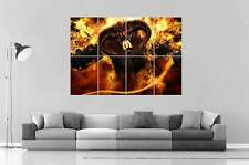 BALROG HD LORD OF THE RINGS SEIGNEURS DE ANNEAUX Poster format A0