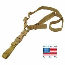Condor #US1008 Tactical One Point Rifle Sling TAN