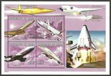 Mint Never Hinged/MNH Aviation Sheets Stamps