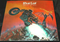 Meat Loaf ‎Bat Out Of Hell Sealed Vinyl Record Lp Album USA 1985
