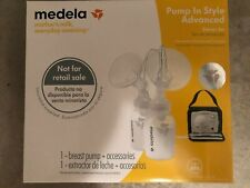 NEW Medela Pump In Style Advanced Double Electric Breast Pump Starter Set