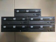 Lot of 5 SATA DVD/RW Disc Drives DVD DVDRW Burner Optical Drive
