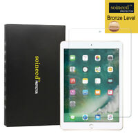 SOINEED Tempered Glass Screen Protector Shield For Apple iPad 6 6th Gen 9.7 2018