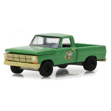 1/64 1969 Ford F-100, Quaker State, Running on Empty 5 41050D GREENLIGHT NEW