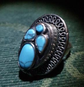 Voodoo ring, magick, djinn, rare and powerful talisman, genie, djinn