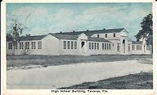 1928 The High School Building in Tavares, FL Florida PC