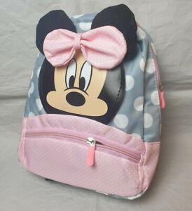 Minnie Maus Kinder Rucksack - Kindergarten, Vorschule - Micky Mouse Tasche