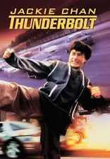 Thunderbolt DVD (1995) - Jackie Chan, Anita Yuen, Michael Wong, Gordon Chan