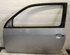 2002 VW LUPO GTI ALUMINIUM DOOR N/S PASSENGER SIDE IN SILVER
