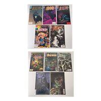 (10) Book LOT DETECTIVE COMICS # 632 633-635, 659 660 684 823 1006 1022 VF to NM