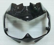 Black Front upper nose fairing For KAWASAKI Z1000 Z 1000 2003-2006 03 04 05 06
