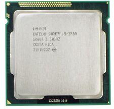Intel i5 2500 Processor 3.3GHz 6MB L3 Cache Quad-Core TDP:95W LGA1155  Gen 2nd