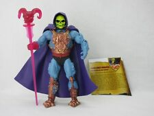 MOTUC,LASER LIGHT SKELETOR,Masters Of The Universe Classics,Complete,He man