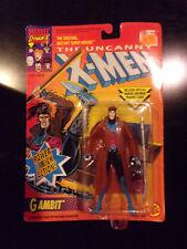 Marvel Comics - The Uncanny X-Men - Gambit Power Kick Action Figure Unopened