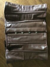 Orchard Corset CS305 Brown Genuine Leather Sz 22 - Barely Used