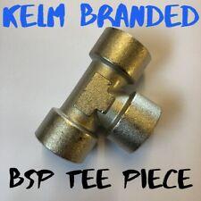 BSP Tee piece fittings Female thread compressor air water oil fuel