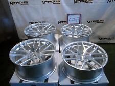 22 Concave Silver Mesh AUDI A7 A8 A8L Stagger Wheels W612B