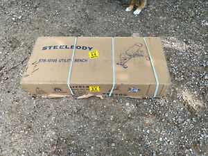 Steelbody STB-10105 6 Position Utility Weight Bench Lower 48 States Only