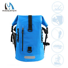 Maxcatch Waterproof Dry Backpack Watershed Adjustable Bag Outdoor Daypack 30L