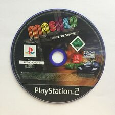 Ps2 Mashed dive to survive sólo CD Sony PlayStation 2 #cd#2#00041