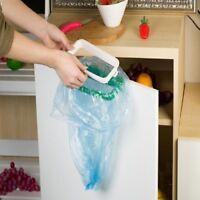Kitchen Tool Portable Garbage Trash Bag Plastic Bracket Rack Hanging Holder