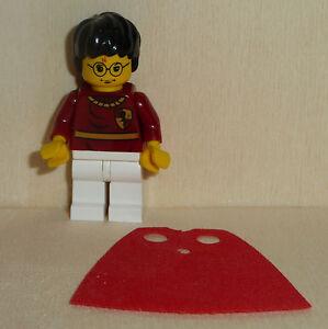 Nr.3547 Lego hp110 Minifig Harry Potter mit rotem Oberteil und rotem Umhang