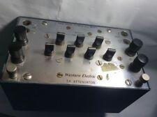 5A Attenuator Western Electric Max. Input Power 0.2Watt - For Horn Speaker ?