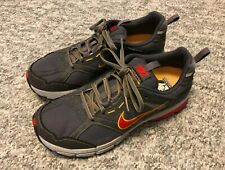 Nike Women's Xoom Structure 13 Grey Trail Shoes - US Size 8