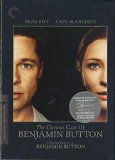 The Curious Case of Benjamin Button (DVD, 2009, 2-Disc Set, CRITERION)