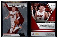 2019-20 Panini Prizm Mosaic Tyler Herro Rookie Card RC NBA Debut Miami Heat