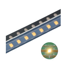 500pcs 5050(2020) SMD LED Diode Lights Warm White Super Bright Lighting Bulb