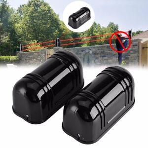 100M Doppelstrahl Infrarot IR  Lichtschranke Sensor Alarm Torantrieb Wasserdicht