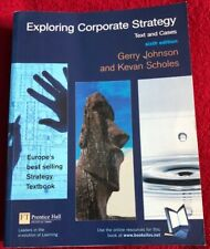 Exploring Corporate Strategy (6th Edition),Gerry Johnson, Kevan Scholes