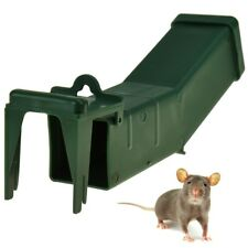 HUMANE MOUSE TRAP Safe Reusable Stop/Control Small Rodent/Vermin/Mice Catcher