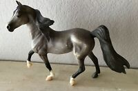 Vintage Breyer Horse Morgan Stallion #61016 Dappled Grey 2007-2009