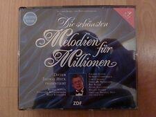 Melodien für Millionen-Die schönsten (1992) Roy Black, Howard Carpendal.. [4 CD]