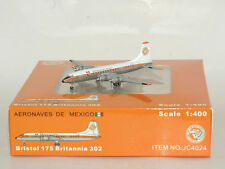 Aeronaves de Mexico Bristol 175 Britannia 302 (XA-MED), JC Wings 1:400