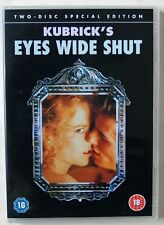 EYES WIDE SHUT / STANLEY KUBRICK / REMASTERED / 2 DISC SET / SPECIAL FEATURES R2