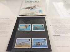 Jersey Presentation Pack Aviation History