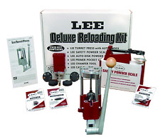 Lee Precision 90928 Deluxe 4 Hole Turret Press Kit