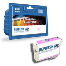 Cartuchos de tinta Magenta compatible para impresora sin anuncio de conjunto