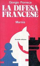 Giorgio Porreca = LA DIFESA FRANCESE