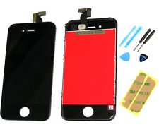 Genuine LCD Display Touch Screen Digitizer Front Pad Panel For iPhone 4 4G Tools
