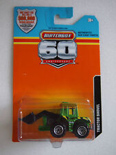 MATCHBOX 60th ANNIVERSARY TRACTOR SHOVEL TS100