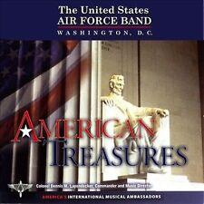 American Treasures, New Music
