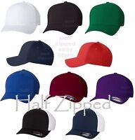 Flexfit Ultrafiber Cap with Air Mesh Sides Fitted Baseball Trucker Hat 6533  S-XL 80e3676a2c4